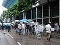 Metal workers' protest in Hong Kong (Aug 2007) - 2007-08-14 15h38m24s DSC07123.JPG