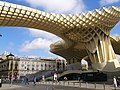 Metropol Parasol, World's Largest Wooden Structure - 2013.07 - panoramio.jpg