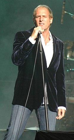 Michael Bolton 2006 októberében