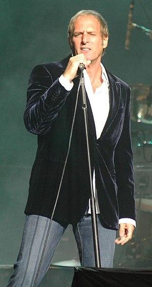 Michael Bolton discography - Image: Michael Bolton Oct 06