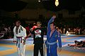 Michael William De`ubérino winning silver at The Pan American Championships 2010.jpg