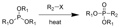 The Michaelis–Arbuzov reaction