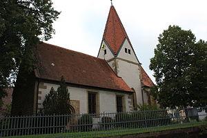 Böbingen an der Rems - Michaelskirche Böbingen an der Rems