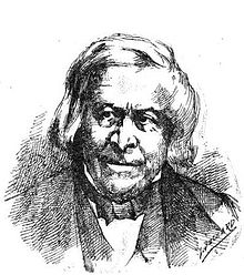 portrait de Michelet