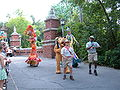 Mickey's Jammin' Jungle Parade 2006-05 28.JPG