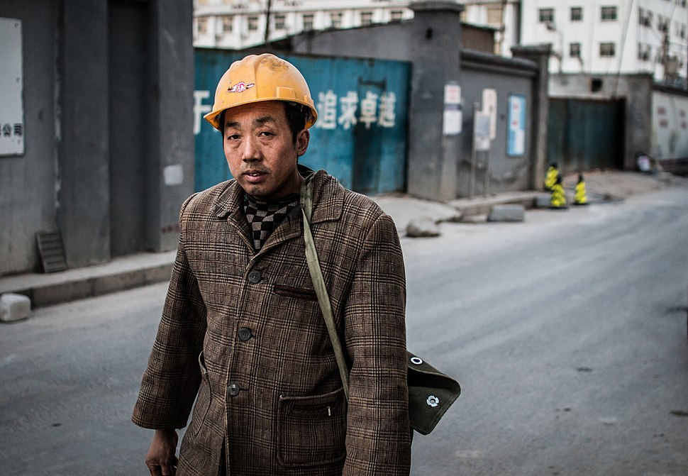 Migrant Worker Style (12085578295)