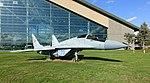 Mikoyan-Gurevich MiG-29 Fulcrum A, 1983 - Evergreen Aviation & Space Museum - McMinnville, Oregon - DSC00380.jpg
