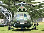 Mil Mi-8T at Central Air Force Museum Monino pic3.JPG