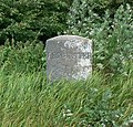 Milestone along the A47 Uppingham Road - geograph.org.uk - 885717.jpg