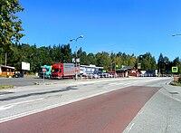 Miličín, Road No 3.jpg
