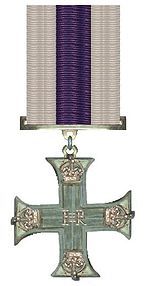 The British Military Cross
