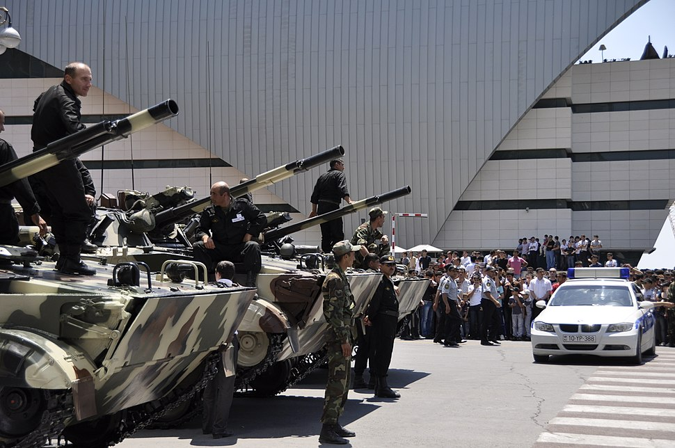 Military parade in Baku on an Army Day17
