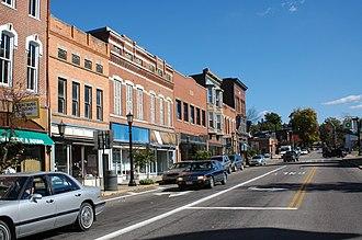 Millersburg, Ohio - Image: Millersburg Ohio