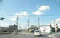 Minamikomatsushimatown Komatsushimacity Tokushimapref Tokushimaprefectural road 178 Komatsushima port Minamikomatsushima station.JPG