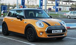 Mini registered March 2014 1499cc.JPG