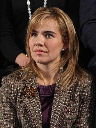 Pinto, Madrid - Miriam Rabaneda, former Mayor of Pinto