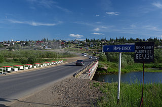 Mirninsky District District in Sakha Republic, Russia