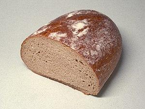 Rye bread - White rye-type bread