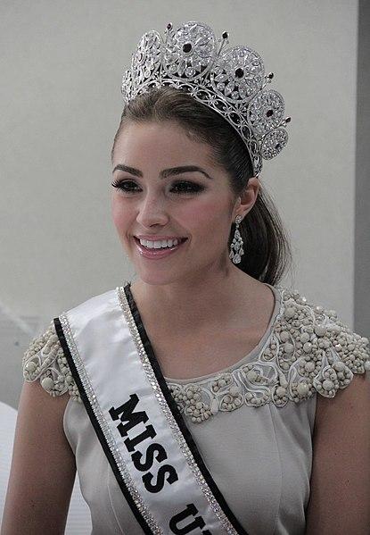 famous Miss Universe contestants