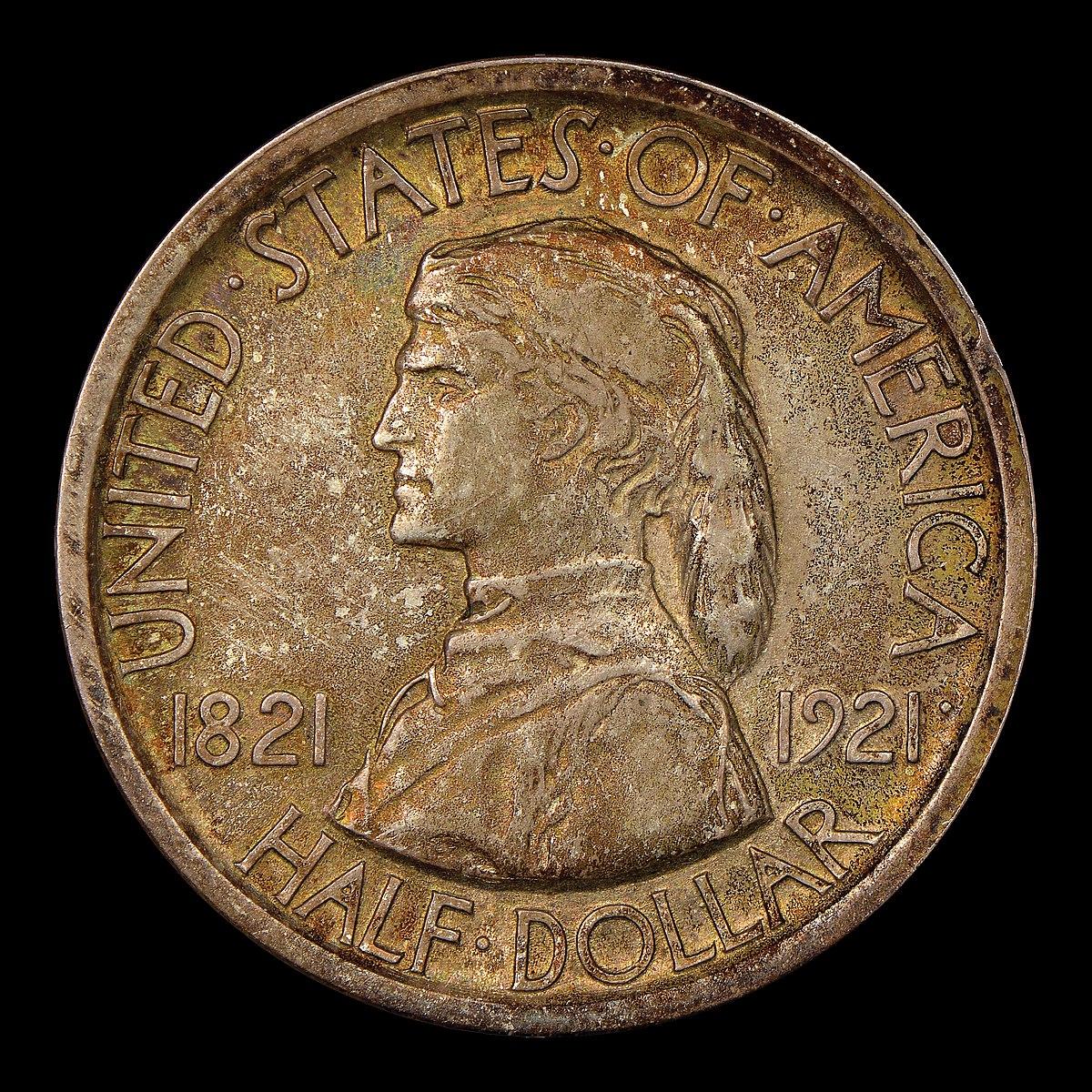 Missouri Centennial Half Dollar Wikipedia