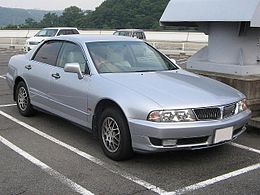 Mitsubishi-Diamante-2nd 1999-front.jpg