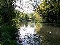 Moat Pond, Sherrards Green Road, Malvern - geograph.org.uk - 6154.jpg