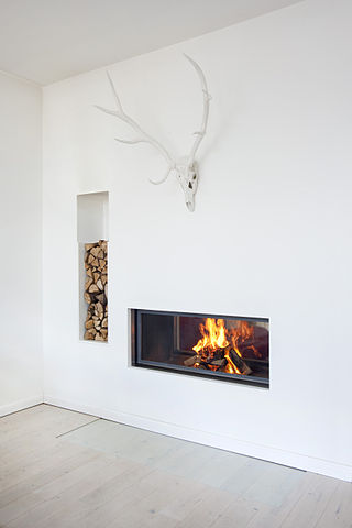 file modern fireplace wikimedia commons. Black Bedroom Furniture Sets. Home Design Ideas