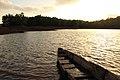 Modka Agar lake, Guhagar2.JPG