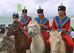Mongolian warriors 01