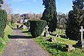 Monmouth Cemetery looking North East.JPG