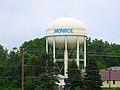 Monroe Water Tower - panoramio.jpg