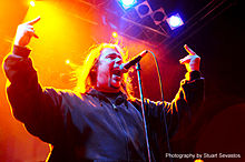 Monster Magnet @ Metropolis Fremantle (10 9 2009) (3925937092).jpg