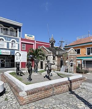 Samuel Sharpe - Statue of Sam Sharpe, Montego Bay