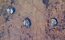 Monteregian Hills dallo spazio.jpg