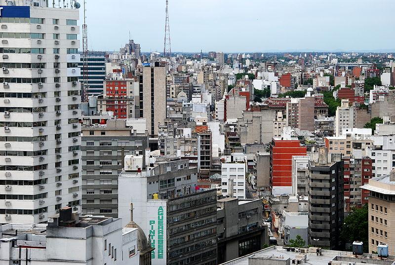 Média dos preços dos alugueis no Uruguai