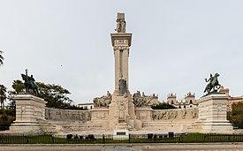 Monumento a la Constitución de 1812.