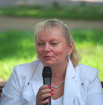 Директор заповідника «Софія Київська» Неля Куковальська