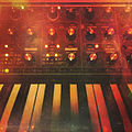 Moog Sub 37 center - Sessions on the mothership #moog #ballerinablk (2015-04-15 15.07.49 by Mike Schmid).jpg