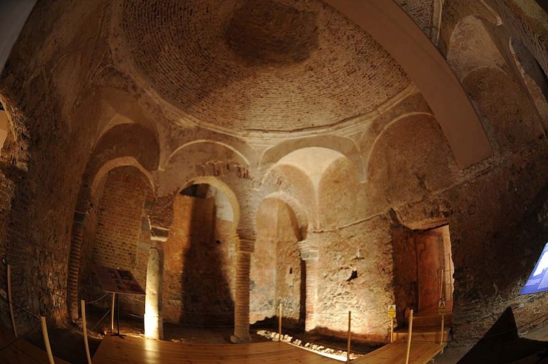 File:Moorish Baths Gibraltar Museum.jpg