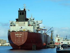 Moray, IMO 9198783, Port of Amsterdam, photo-1.JPG