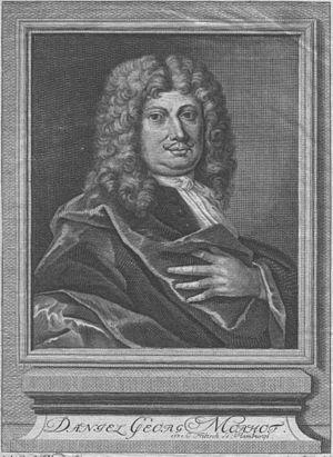 Daniel Georg Morhof - Daniel Georg Morhof.