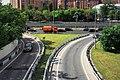 Moscow, Krasnokazarmennaya Embankment - Third Ring ramps (31357381586).jpg