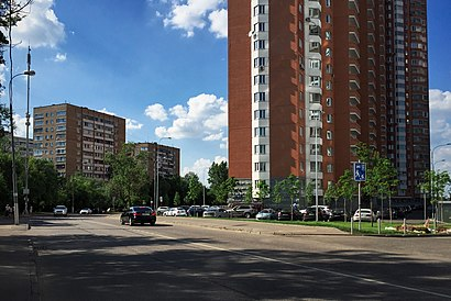 How to get to Криворожская Улица with public transit - About the place