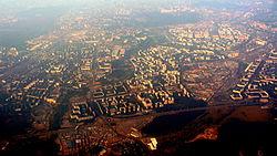 Skyline of Severnoye Medvedkovo縣