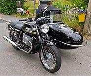 Moto Guzzi V7 Classic & Sidecar - Flickr - mick - Lumix