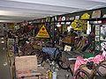 Motorradmuseum Heiner Beckmann Innenansicht Halle 1.jpg