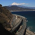 Mount Fuji from Satta Pass.jpg