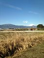 Mount Fujisan from train of Gotemba Line near Shimosoga Station.jpg