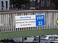 Mouterbrug - Delfshaven - Rotterdam - Name sign (waterway).jpg