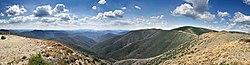 Veduta delle Alpi Australiane